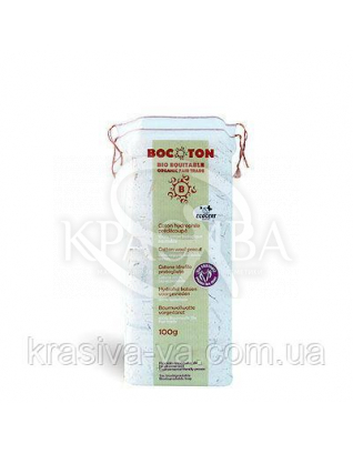 HYD Вата формована / Cotton Wool Precut, 100 г : Bocoton Hydra