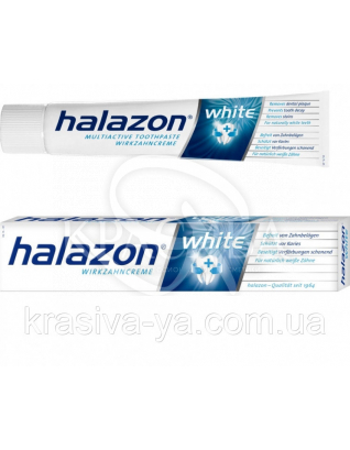 One Drop Only Halazon Multiactive White Відбілююча зубна паста, 2 * 75 мл : One Drop Only