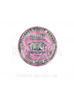 Помада для укладки волос Pink Heavy Grease, 35 г : Средства для стайлинга