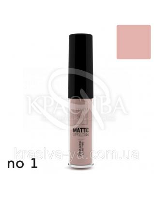 Matte Liquid Lipcolor - Xtra Long Lasting Матова рідка помада 1, 6 мл : Lavish Care