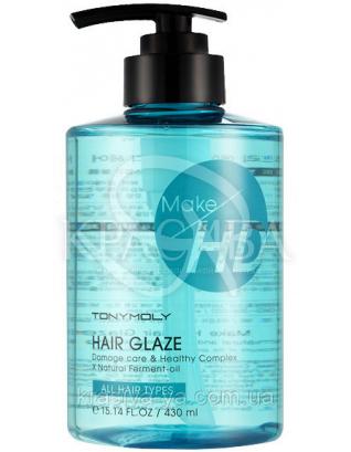 Tony Moly Make HD Hair Glaze - Глазурь для придания волосам глянцевого блеска, 430 мл : Tony Moly