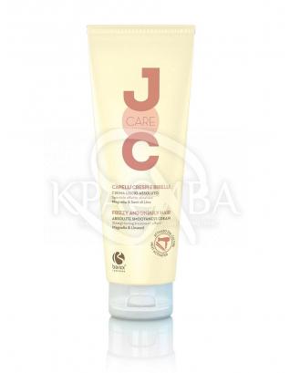 """Barex Joc Care крем """"Абсолютна випрямлення"""" для неслухняного волосся, 200 мл : Крем для волосся"""