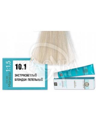 Barex Olioseta ODM-Крем-краска безаммиачная с маслом арганы 10.1 Экстра светлый блондин пепельный, 100 мл :