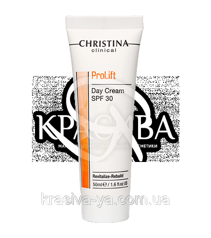 ProLift Day Cream SPF30 Омолаживающий дневной крем с SPF30, 50 мл - 1