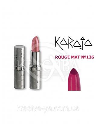 Karaja Матова помада Rouge Mat 126, 3.5 м