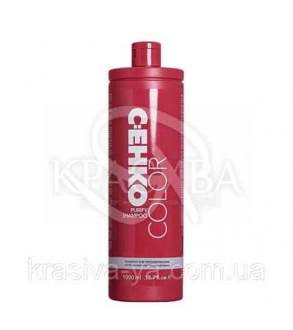 C:EHKO Очищающий шампунь, 1000 мл - 1
