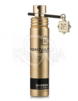 Montale Bakhoor : Парфюмированная вода унисекс