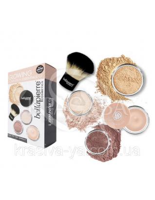 Набор для макияжа с эффектом сияния кожи - Medium : Beauty-наборы для макияжа