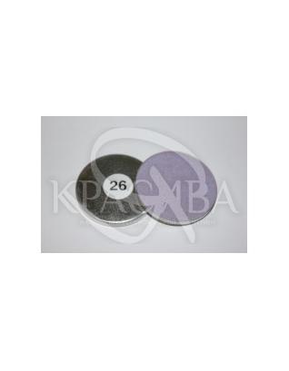 Тіні компактні набірні, №26 Білий перламутр : Cinecitta