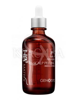 HR3 Matrix Scalp Peeling - Пилинг для кожи головы, 100 мл