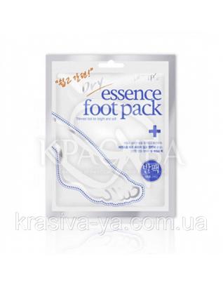 Маска для ніг PETITFEE Dry Essence Foot Pack, 3шт. за 14г : PETITFEE