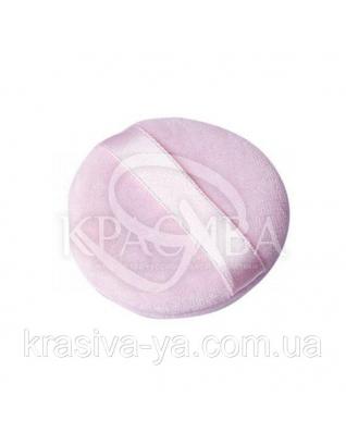 Beter Пуховка косметическая, хлопок d 6.5 см : Аксессуары