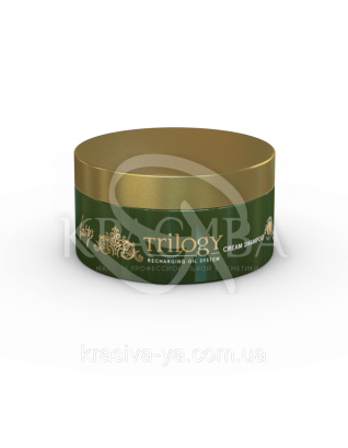 Vitality's SPA Trilogy Shampoo Cream Питательный шампунь-крем для волос, 250 мл
