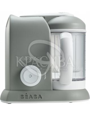 Блендер-пароварка сірий : Beaba