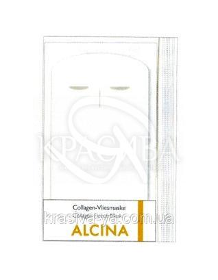 Колагенова маска, 1аркуш : Alcina