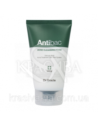 Antibac Антибактериальная пенка для умывания, 120 мл : Dr. Oracle