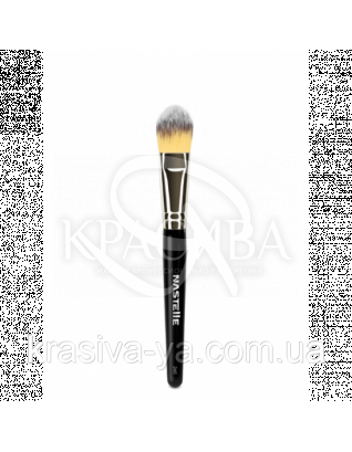 246 Foundation brush, synthetic - Кисть для тони, синтетика : Nastelle