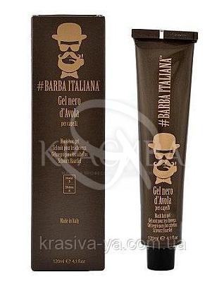 Гель для черных волос : Barba Italiana