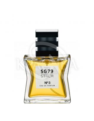 Парфумована вода № 3 : SG79 STHLM