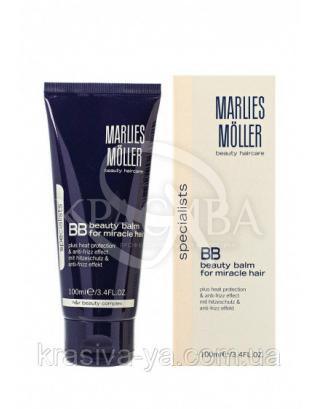BB Beauty Balm For Miracle Hair Бальзам для непрслушных волос, 100 мл :