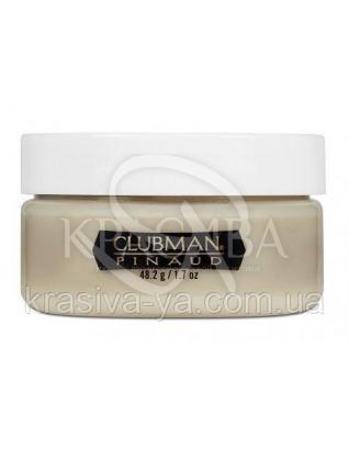 Матова глина для волосся сильної фіксації Clubman Molding Putty, 48.2 р : Clubman