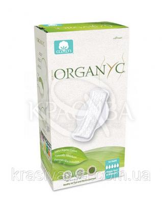 CR Гигиенические прокладки с крылышками для очень интенсивных выделений, без индивидуальной упаковки, 10 шт : Прокладки ежедневные