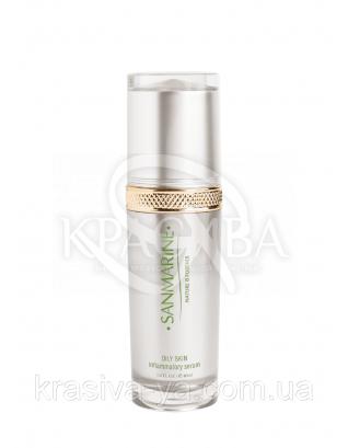 Противовоспалительный лосьон для жирной и проблемной кожи Anti - Inflammatory Serum, 30 мл : Sanmarine
