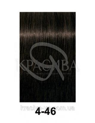 Igora Royal Nudes - Крем-краска для волос 4-46 Средне-коричневый бежевый шоколадный, 60 мл : Аммиачная краска