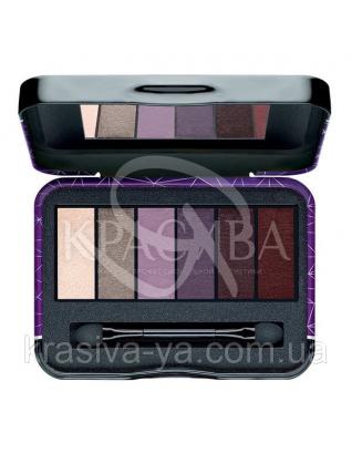 """Набор теней для век """" Be Edgy"""" 60, 6 г : Beauty-наборы для макияжа"""