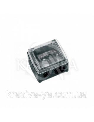 Beter Точилка косметическая двойная d 8/12 мм : Аксессуары