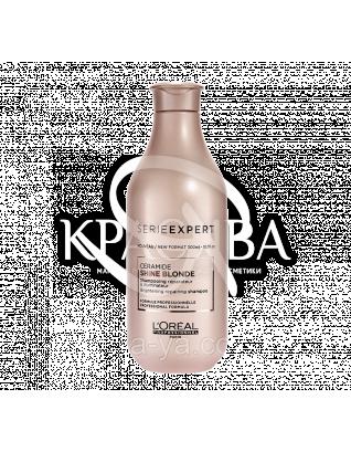 L'oreal Professionnel Shine Blonde Shampoo - Шампунь для восстановления цвета светлых волос, 300 мл : L'oreal Professionnel