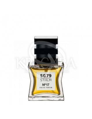 Парфумована вода № 17 : SG79 STHLM