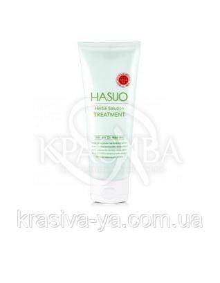 Hasuo Тонізуюча маска для волосся і шкіри голови, 200 мл : PL Cosmetic