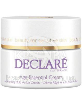 Антивіковий крем на основі екстракту півонії 50+ (тестер) - Age Essential Cream, 50 мл