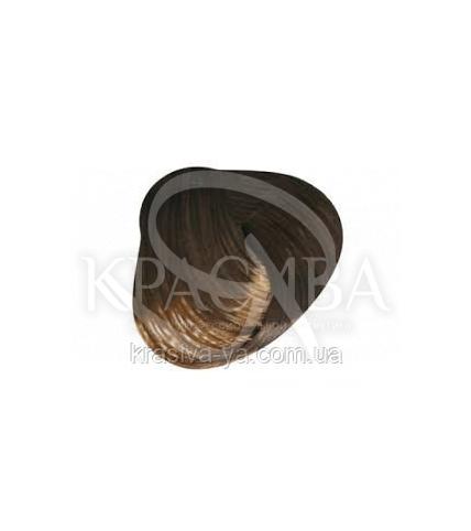 """Стойкая Безаммиачная Крем краска для волос 5.74 Светло-коричневый """"лесной орех"""", 100 мл - 1"""