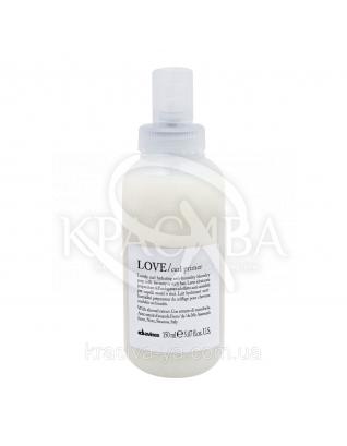 Молочко LOVE CURL для усиления завитков, 150мл : Молочко для волос
