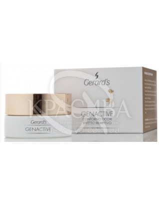 Genactive Eye Cream Омолаживающий и питательный крем для кожи вокруг глаз, 15 мл