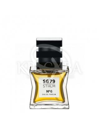 Парфумована вода № 6 : SG79 STHLM