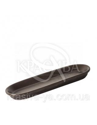 Піднос керамічний GU 928 Коричневий : Аксесуари для ванної