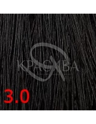 Cutrin Aurora Demi Color - Безаммиачная краска для волос 3.0 Темно-коричневый, 60 мл : Безаммиачная краска