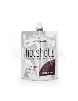Hotshotz Тонирующая маска Aubergine, 200 мл