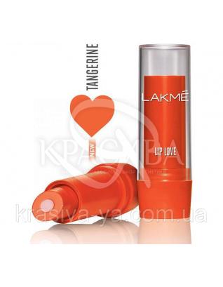 Помада - крем Lip Love SPF 15 Tangerine, 3.8 р : Lakme