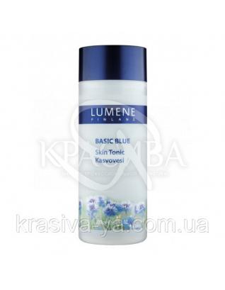 LU Basic Blue Skin Tonic - Тоник безспиртовой для всех типов кожи, 200 мл : Lumene