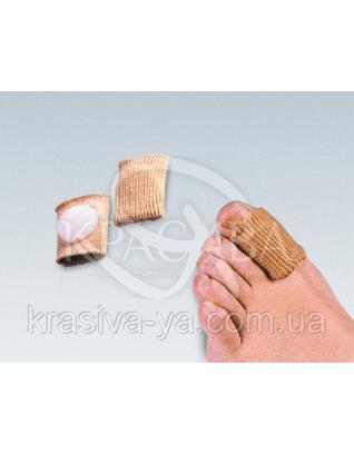 Силиконовые трубочки на пальцы, 2 шт : Ортопедические изделия