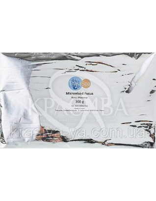 Micronised Fucus Фукус микронизированная водорість (маска + пудра) пакет, 300 г : Thalaspa