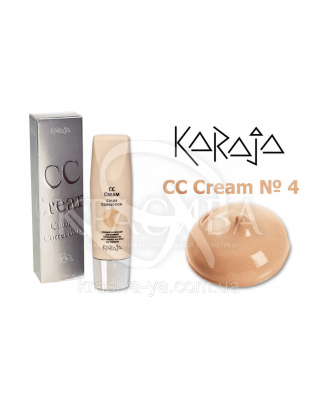 Karaja Крем CC Cream Color Correction 4, 30 мл : СС-крем