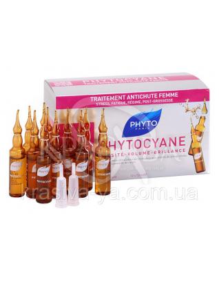 Фитоциан средство против выпадения волос, 12*7.5 мл