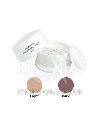 Fixing Powder Light Фіксуюча пудра - світла, 29.6 р : GlyMed Plus