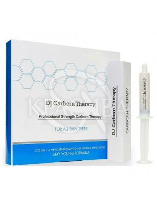 Карбокситерапія 5 шприців *25 мл + 10 масок для обличчя + 10 масок для шиї : DAEJONG MEDITEC