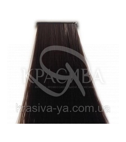 Keen Крем - краска без аммиака для волос Velveet Colour 4.0 Темный шатен, 100 мл - 1